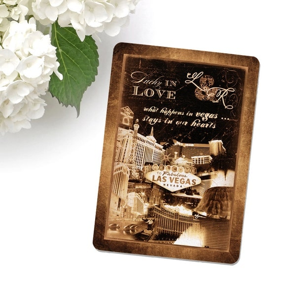 Do I Buy A Wedding Gift For A Destination Wedding : Wedding Invitations, Las Vegas Invitations, Destination Wedding ...