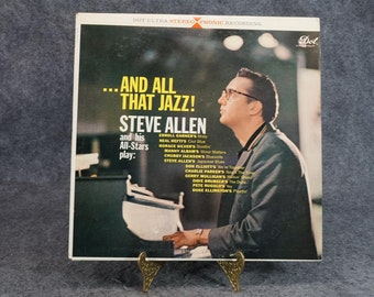Steve Allen ...and All That Jazz!
