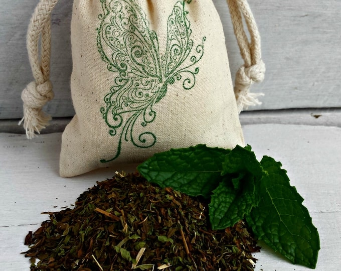 Mint Sachets, Mint Aromatherapy Scented Sachets, Organic Air Freshener, All Natural Sachets, Favors Sachet Bags, Custom Wedding Sachets