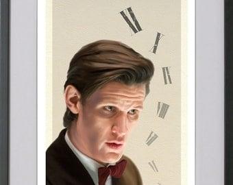 The Eleventh Doctor-Matt Smith