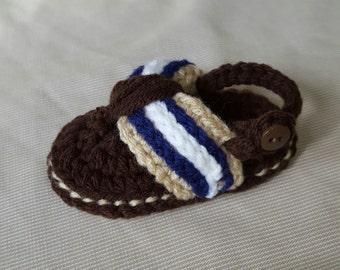 Crochet baby flip flops, baby sandals, crochet baby shoes, baby summer sandals, baby beach shoes, baby slippers,baby shower gift, photo prop