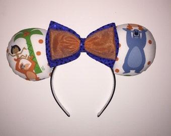 The Jungle Book ears headband