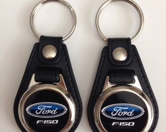 FORD F150 2 pack of keychains