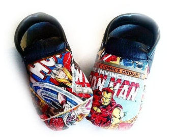 Super hero shoes