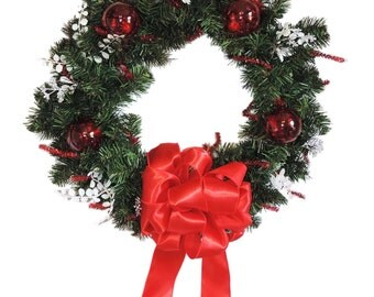 Christmas Wreath, Christmas Decorations, Wall Decor