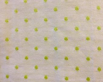 3 metre Length 50s/60s Vintage Cotton Fabric