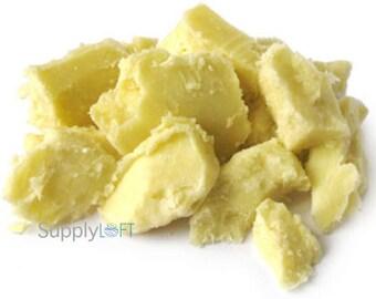 Unrefined West African Shea Butter - 5 lbs