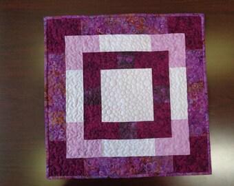 Violet Passion Candle Mat