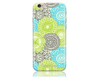 For Samsung Galaxy J7 (Boost) / SM J700 (2015) (2016) #Sand Dollar Flower Cool Design Hard Phone Case