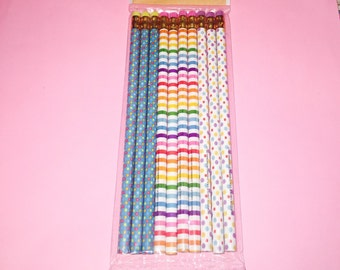 Wood Pencils--10 Count