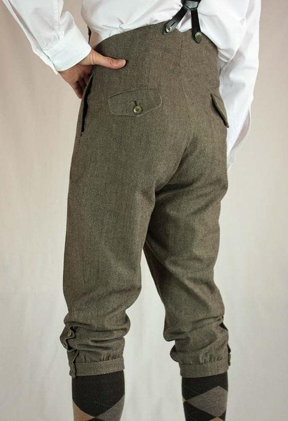 Edwardian Mens Fashion Now