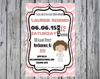 ... Star Wars Baby Shower Invites Lilbibby.Com. Updated: ...