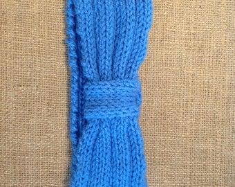 "Handmade Knitted Headband ""The Megan"" 0004"