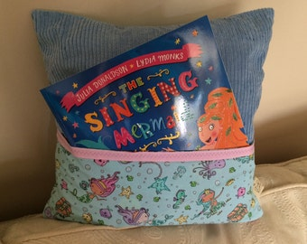 Storybook Cushion 'Mermaid'