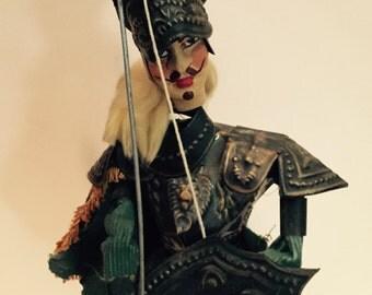 Rinaldo marionette puppet