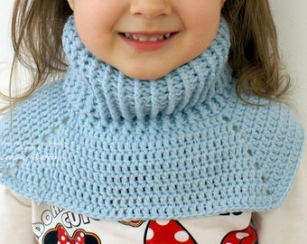 The Collar Warmer - Crochet Pattern