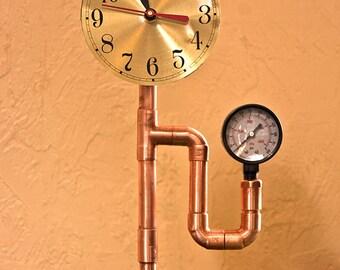 Pressure gauge clock II