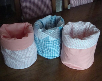 small basket fabric for baby