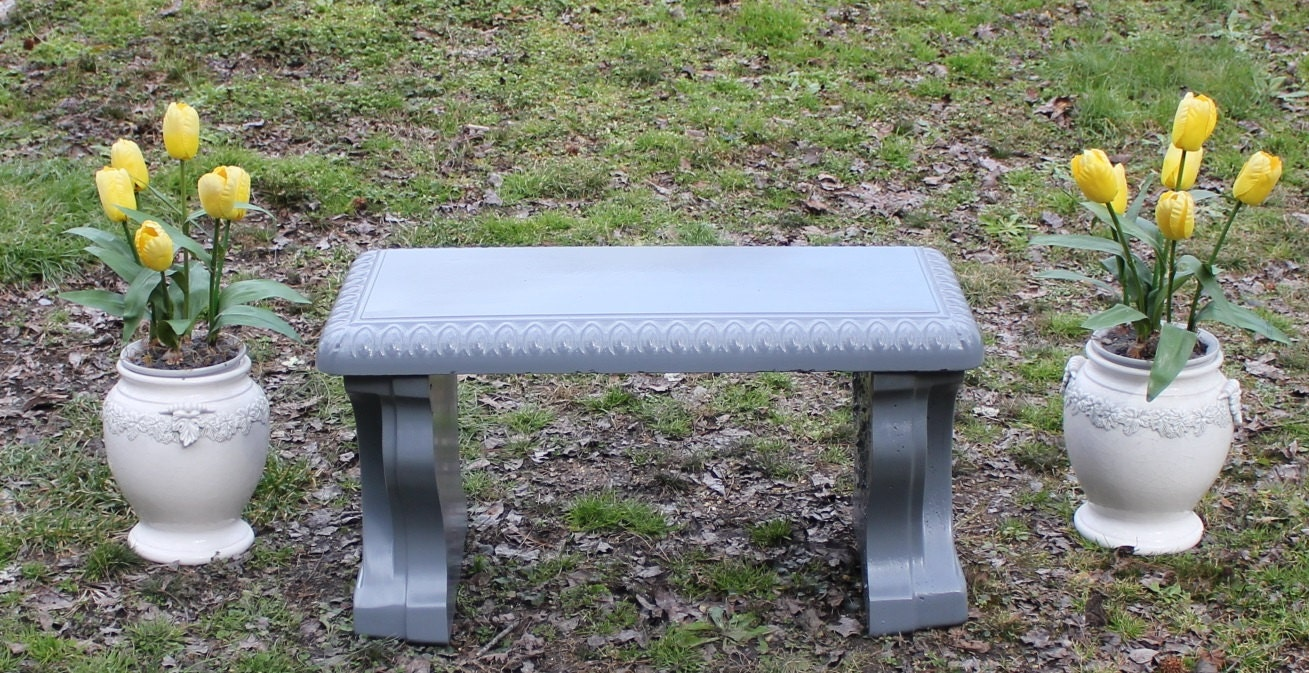 Concrete Bench Mold Set With Arch Leg Molds Free Shipping