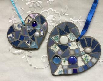 Mosaic hearts kit