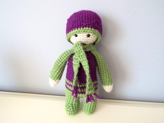 Cute Amigurumi Ideas : Amigurumi dolls - CrochetToysCorner
