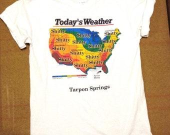 90's Printed tee. Graphic print tee. Vintage humor t-shirt