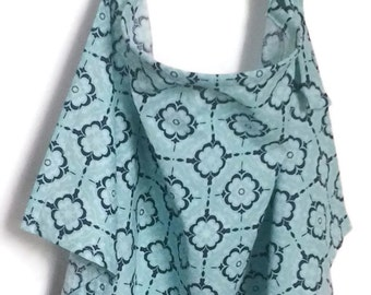 Floral Nursing Cover - Breastfeeding - Nursing Cover - Hooter Hider - Maternity Gift - New Mom - Baby Shower Gift - Feeding - VB0023