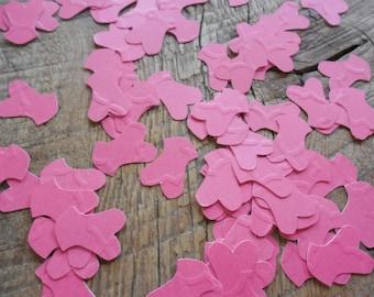 Corset Confetti- Corset Cutouts- Bachelorette Decorations- Bridal Shower Decorations- Lingerie Confetti- Personal Shower Decorations