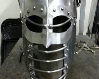 SCA LEGAL Simple Viking Ocular Helmet