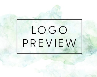Logo preview   Try before you buy   Premade logo preview   Preview logo   Sample ONE logo   Logo Sample