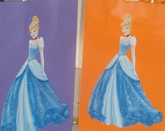 10 Disney Princess Cinderella Party Favor Bags