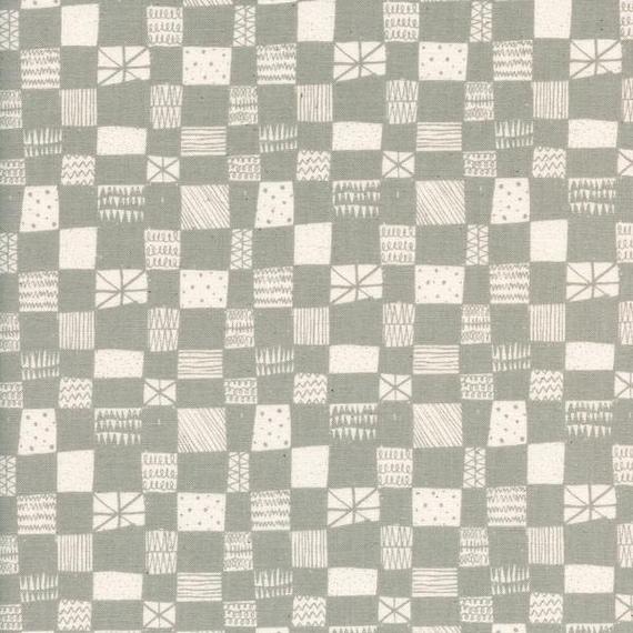 Crib Sheet >> Print Shop Grid in Grey >> MADE-to-ORDER cobalt crib sheet, grid toddler sheet set, mini crib sheet, graphic bassinet