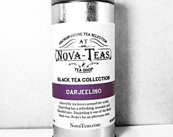 Darjeeling Black Tea - Loose Tea - Black loose leaf tea
