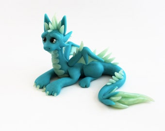 Handmade Freezer Dragon