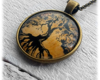 Tree of Life - Pendant and Necklace