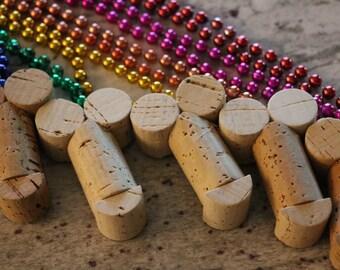 Bachelorette Hen Party Wine Cork Penis Necklaces - 12