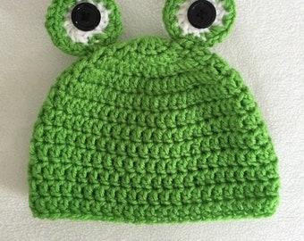 Kids Frog Hat