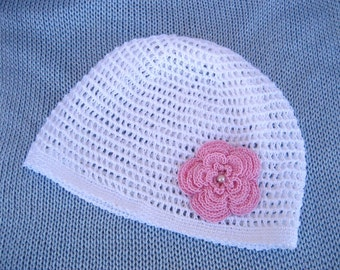 White girls summer hat crochet baby hat summer Egypt cotton hat flower beach hat summer hat baby Accessories girl hat cotton sun girl hat