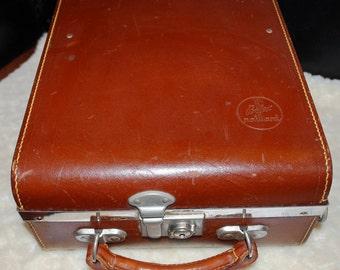 Bolex-Paillard Leather Camera System  Case (Swiss)