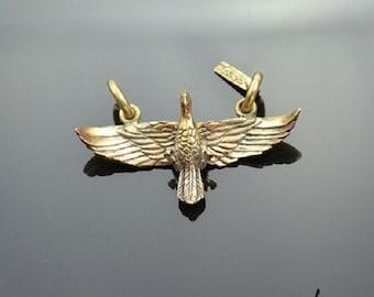 Pendant Phoenix Bronze