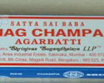 Nag Champa 15g Incense Sticks for meditation