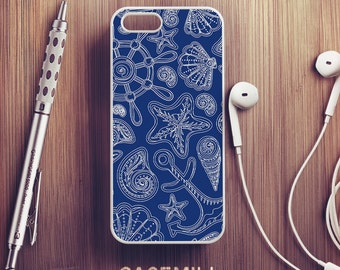 Sea Shell Pattern iPhone 6 Case iPhone 6s Case iPhone 6 Plus Case iPhone 6s Plus Case iPhone 5s Case iPhone 5 Case iPhone SE Case
