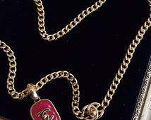 Rate vintage gripoix for chanel necklace