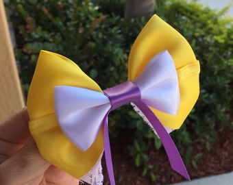 Jane hair bow inspired
