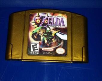 Legend of Zelda Majoras Mask Nintendo 64