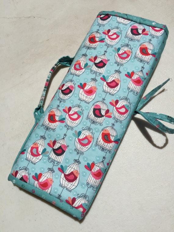 Circular Knitting Needle Case Sewing Pattern : Circular Knitting Needle Case