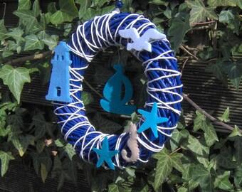 """Wreath: """"sea"""""""