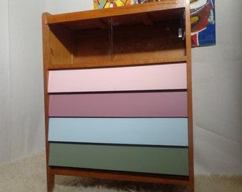 Lovely Scandinavian vintage Dresser of the 1960s