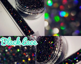 black lace TEST TUBE