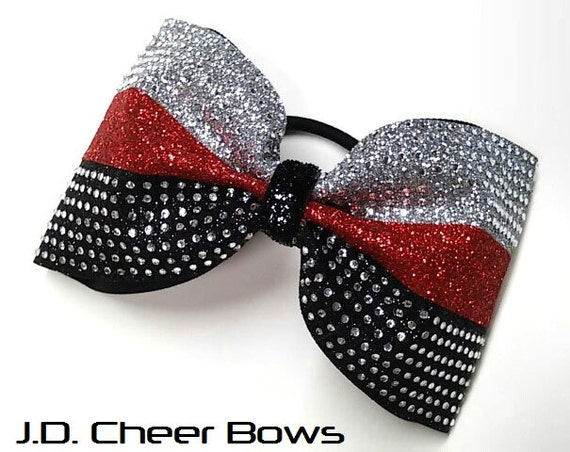 Tailless Cheer Bow E Pony O Or Headband Tuxedo Bows